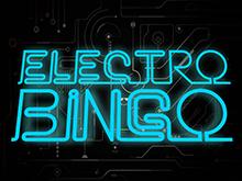 Выигрывайте онлайн бесплатно в лотерею Электро Бинго
