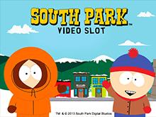 Играйте с бонусом в онлайн-автомат Южный Парк